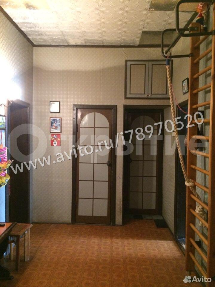 3-к квартира, 80.8 м², 1/2 эт.