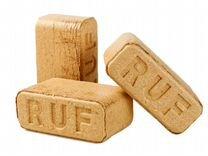 Топливный брикет RUF хвоя