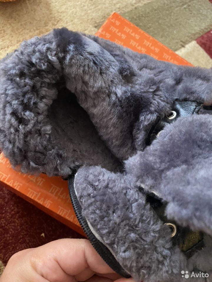Ботинки зимние  89853197474 купить 2