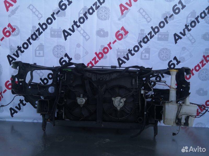 Панель передняя (Телевизор) Ford Escape 2 2.3  89381164302 купить 3