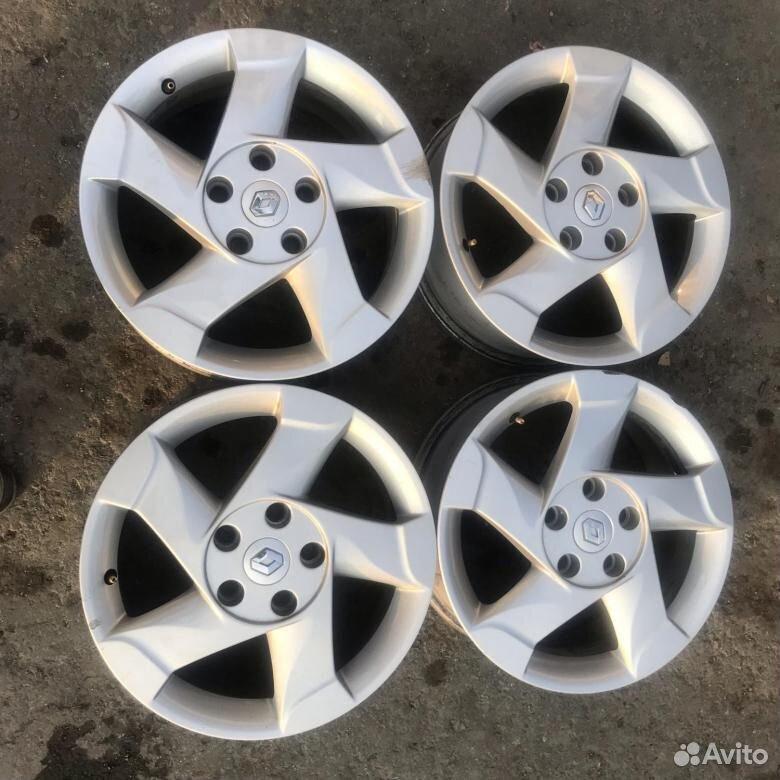 Оригинальные от Renault Duster