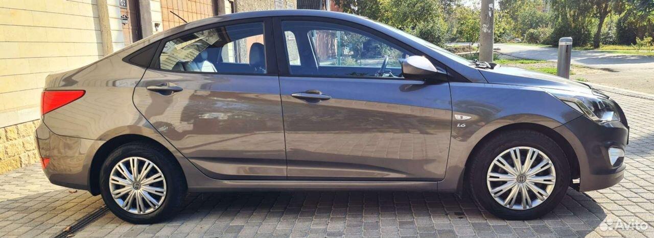 Hyundai Solaris, 2015  89528721649 купить 6