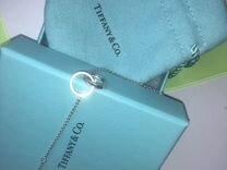 Браслет Tiffany 1837tm в виде переплетающихся коле