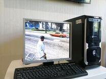 Core i3/2гб Видео/Монитор/Игровой