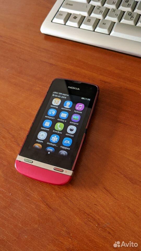 Nokia Asha 311  89788330858 купить 1