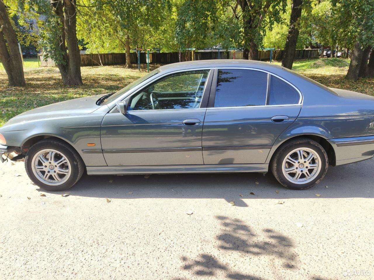 BMW 5 серия, 2000  89874210213 купить 2