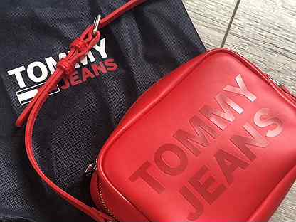 Tommy jeans сумка