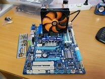 Gigabyte GA-890 Socket AM3/Phenom2 X4-970 4.4 mhz