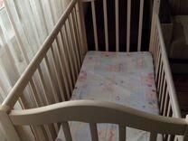 Детская кроватка — Личные вещи в Геленджике