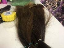 Волосы славянские натуральные некрашеные
