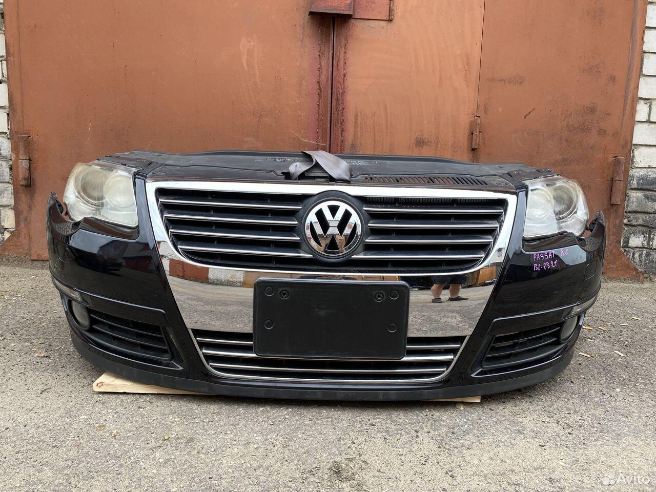 Ноускат черный Volkswagen Passat B6  89534684247 купить 3
