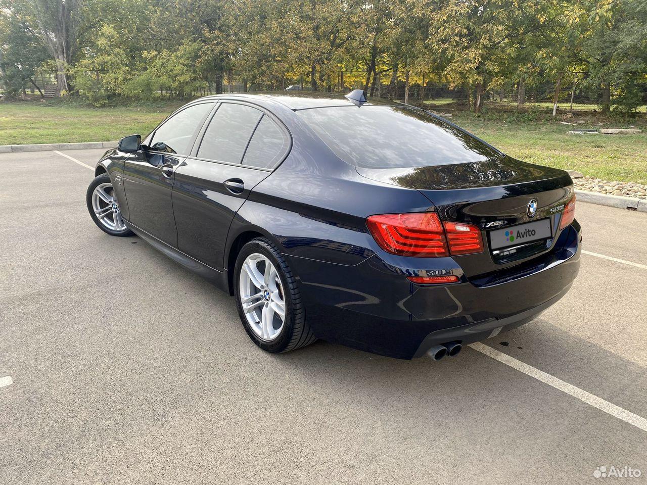 BMW 5 серия, 2013  89283335590 купить 9