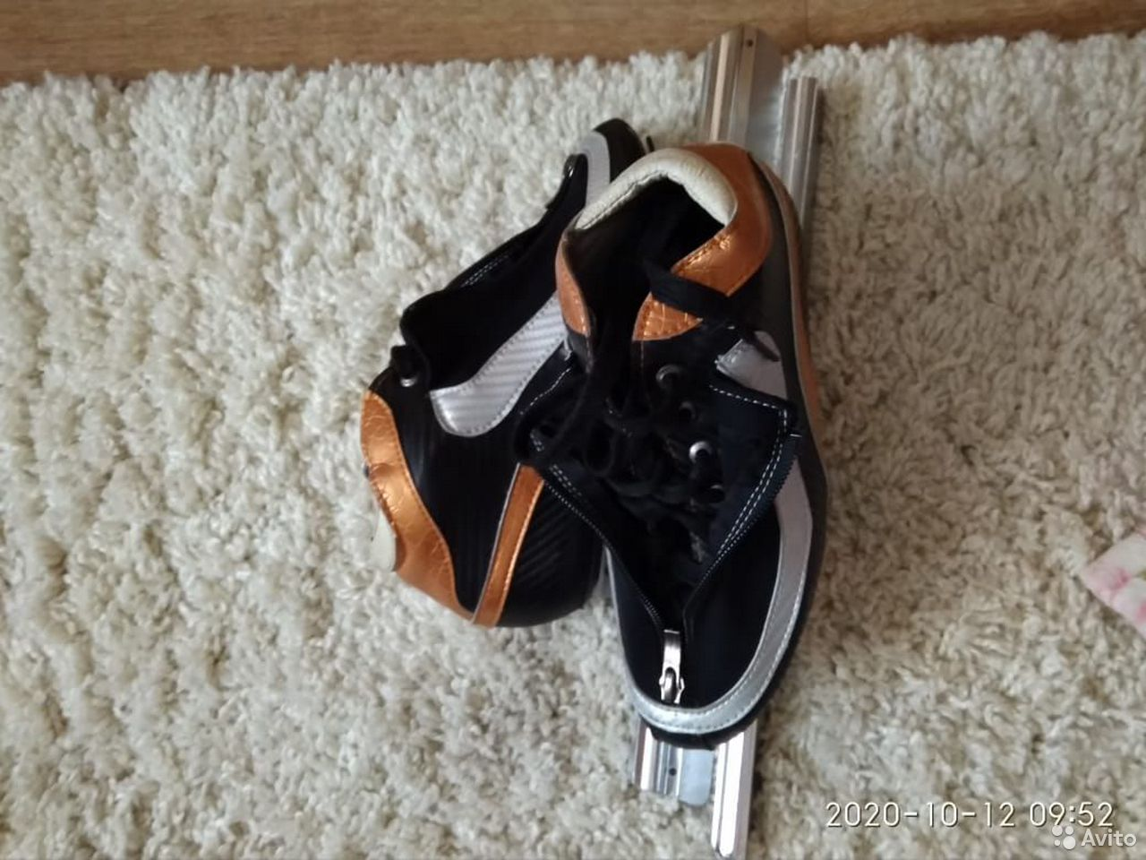 Лыжные ботинки  89648275181 купить 2