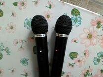 Mикрофоны для караоке