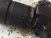 Фотоаппарат nikon D3500 18-105 VR