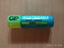 Аккумуляторы GP размер AA, NiMh