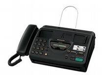 Факс Panasonic FT22RU, б/у, все функции