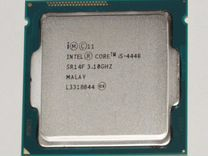 Процессор intel core i5-4440 Haswell 3100-3300 мгц