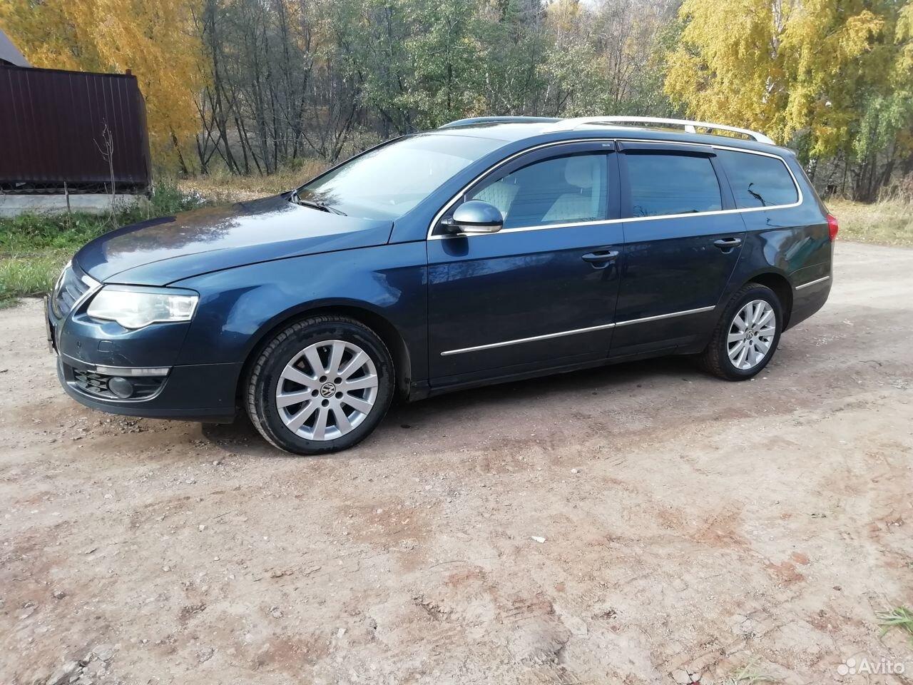 Volkswagen Passat, 2007  89659204541 купить 4