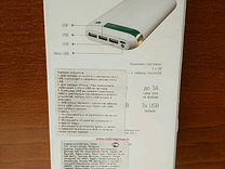Внешний аккумулятор RedLine Q8 22000 mAh White