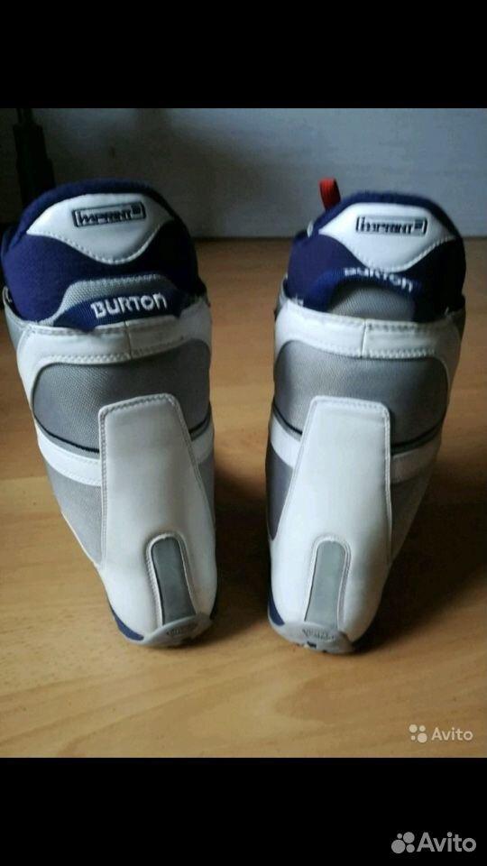 Сноубордические ботинки Burton Tyxo  89217665260 купить 2