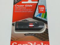 USB Флеш накопитель SanDisk 128 гб