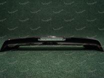 Спойлер Lexus GX470 тип 1, черный
