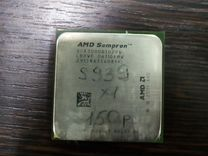 CPU Soc 939 Sempron 64 3000+