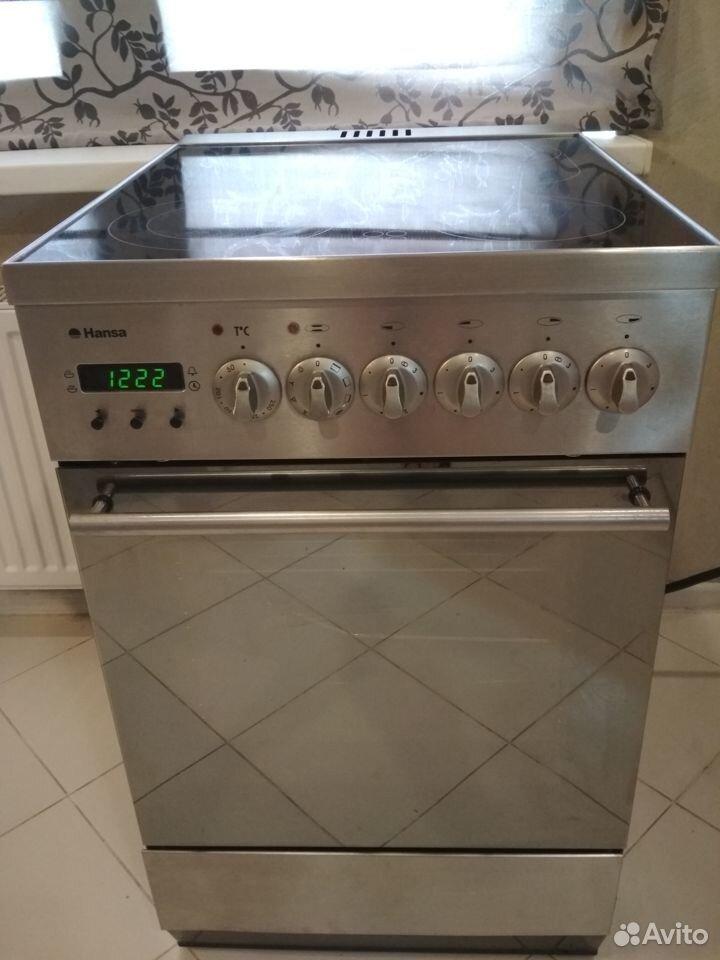 Стеклокерамическая плита Hansa  89961807463 купить 2