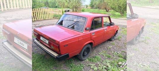 ВАЗ 2107, 2004 купить в Курской области | Автомобили | Авито