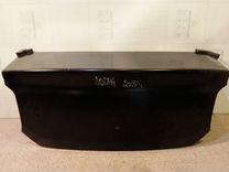 Крышка багажника Логан 2