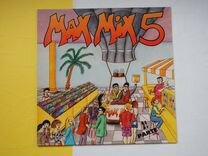 MAX MIX 5 (2 Parte) 1987 Spain / Various / LP