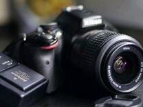 Фотоаппарат Nikon d5100 + комплект