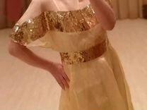 Платье на выпускной elisabetta franchi новое