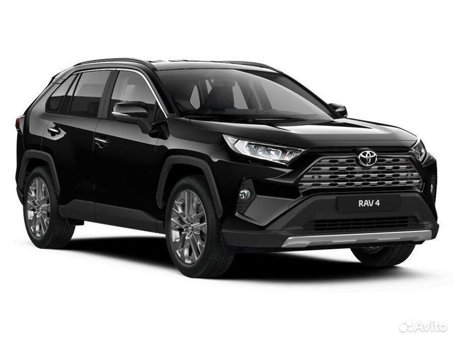 Toyota RAV4, 2020  88129215244 купить 1