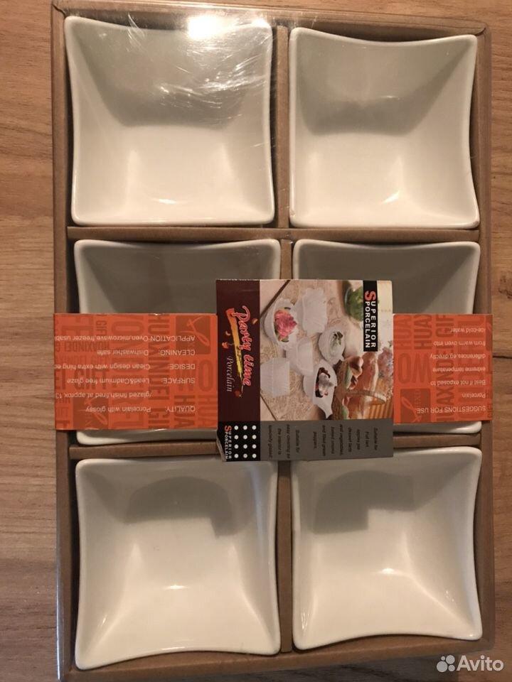 Набор салатников 6шт  89806762396 купить 1