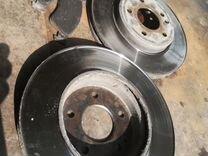Тормозные диски W210 avantgarde