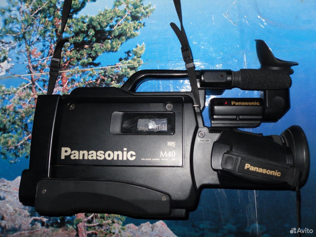 Видеокамера Panasonic NV-M40  89149707914 купить 2