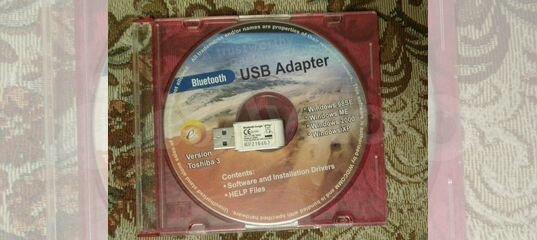 Bluetooth USB адаптер купить в Республике Башкортостан с доставкой   Бытовая электроника   Авито