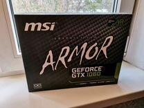 Видеокарта MSI GTX 1060 6 GB