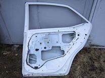 Дверь задняя правая Toyota Corolla (E18) / 13-18г — Запчасти и аксессуары в Санкт-Петербурге