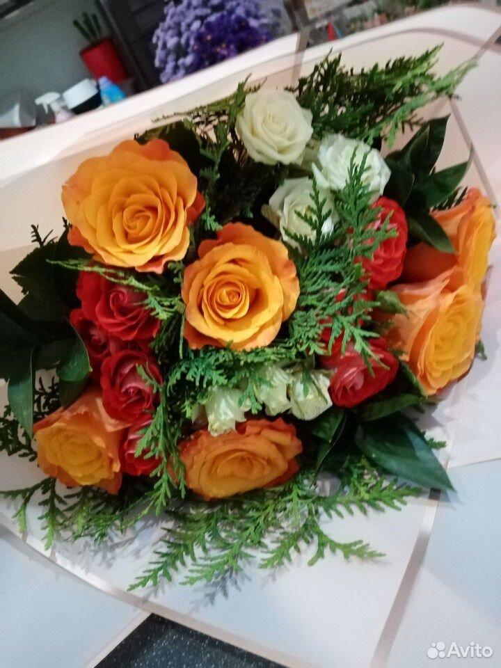 Доставка букетов и цветов  89613395871 купить 8