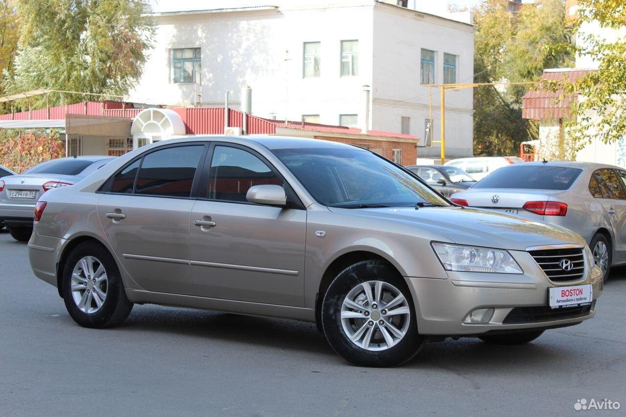 Hyundai Sonata, 2008  89195434917 купить 8