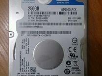 Внешний жесткий диск на 250 Gb