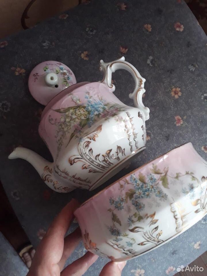 Чайная пара Кузнецова  89887871800 купить 3