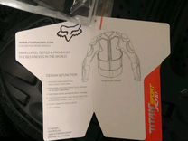 Моточерепаха FOX Motocross