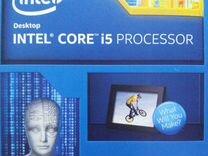 Intel Core i5-4690K BOX новый с гарантией lga 1150