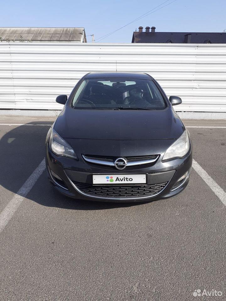 Opel Astra, 2013  89038778591 купить 6