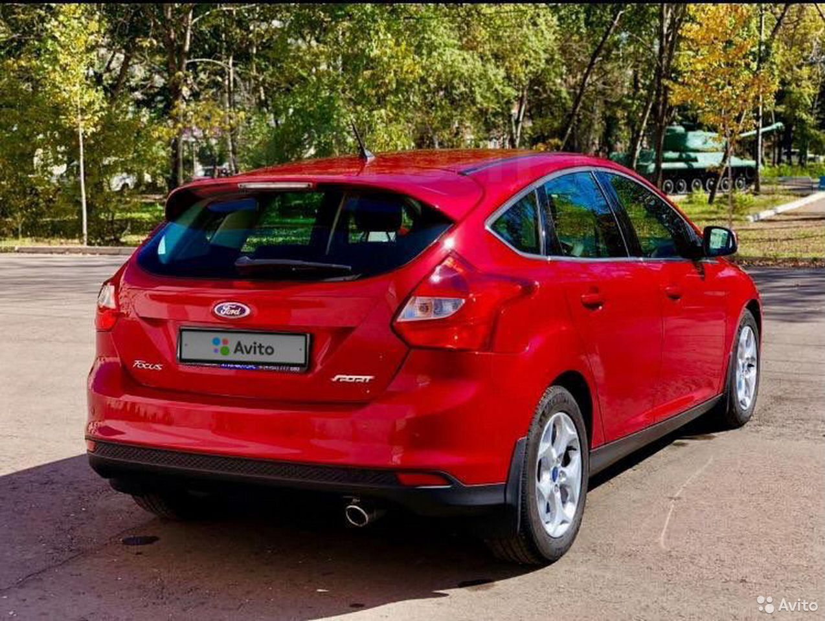Ford Focus, 2014  89644752360 купить 7