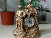 """Часы """"Хозяйка медной горы"""""""